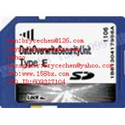 ricoh DATE OVERWRIT SECURITY UNIT TYPE E